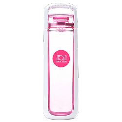 KOR One 750 water bottle pink