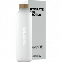 "Bottiglia per l'acqua ""Hydrate the World"", 500 ml"