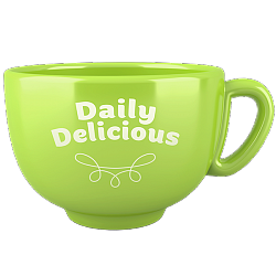Tazza Daily Delicious verde lime (Europa)