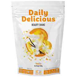 Daily Delicious Beauty Shake al gusto di vaniglia